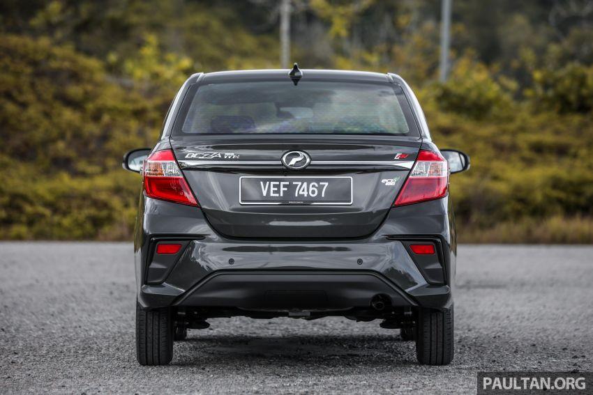 PANDU UJI: Perodua Bezza 2020 – 1.0G dan 1.3AV Image #1075306