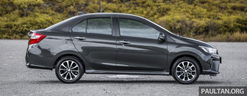 PANDU UJI: Perodua Bezza 2020 – 1.0G dan 1.3AV Image #1075307