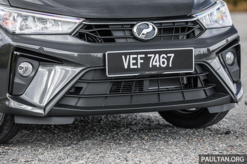 PANDU UJI: Perodua Bezza 2020 – 1.0G dan 1.3AV Image #1075314