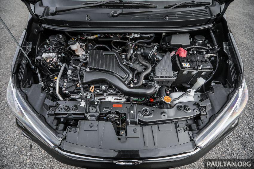 PANDU UJI: Perodua Bezza 2020 – 1.0G dan 1.3AV Image #1075333