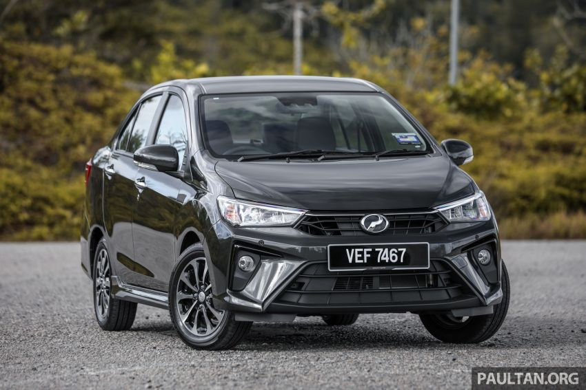 DRIVEN: 2020 Perodua Bezza 1.0G and 1.3AV review Image #1073951