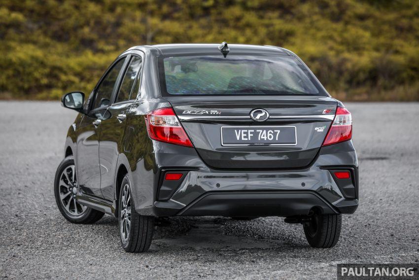PANDU UJI: Perodua Bezza 2020 – 1.0G dan 1.3AV Image #1075299