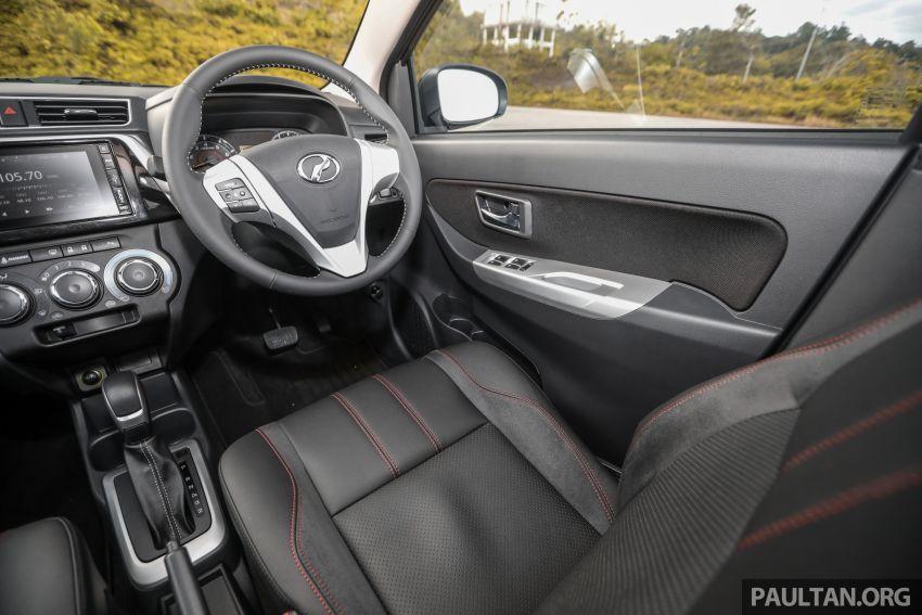 PANDU UJI: Perodua Bezza 2020 – 1.0G dan 1.3AV Image #1075350