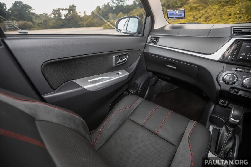 PANDU UJI: Perodua Bezza 2020 – 1.0G dan 1.3AV Image #1075351