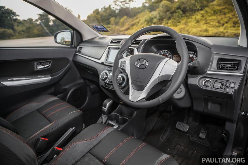 PANDU UJI: Perodua Bezza 2020 – 1.0G dan 1.3AV Image #1075335