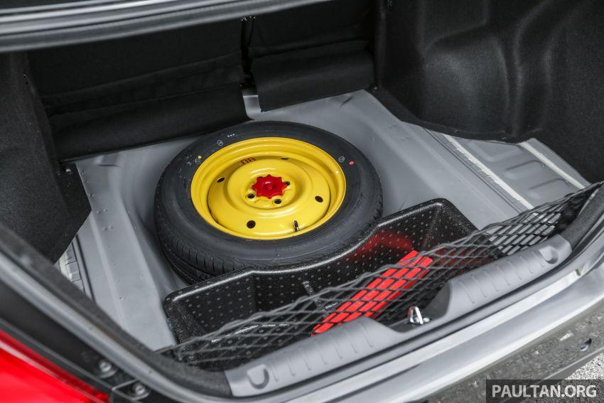 PANDU UJI: Perodua Bezza 2020 – 1.0G dan 1.3AV Image #1075366