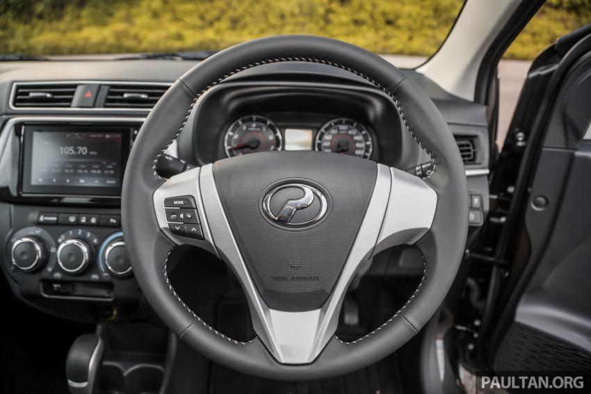 PANDU UJI: Perodua Bezza 2020 – 1.0G dan 1.3AV Image #1075337