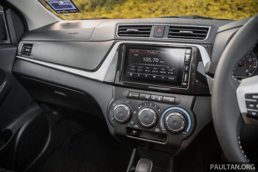 PANDU UJI: Perodua Bezza 2020 – 1.0G dan 1.3AV Image #1075339