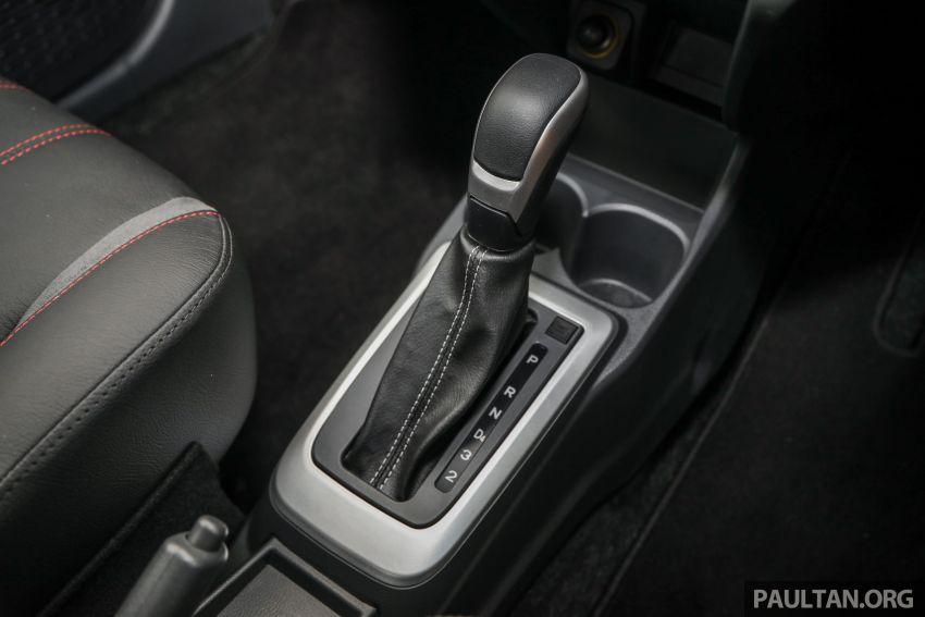 PANDU UJI: Perodua Bezza 2020 – 1.0G dan 1.3AV Image #1075343