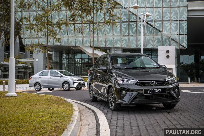 PANDU UJI: Perodua Bezza 2020 – 1.0G dan 1.3AV Image #1075730