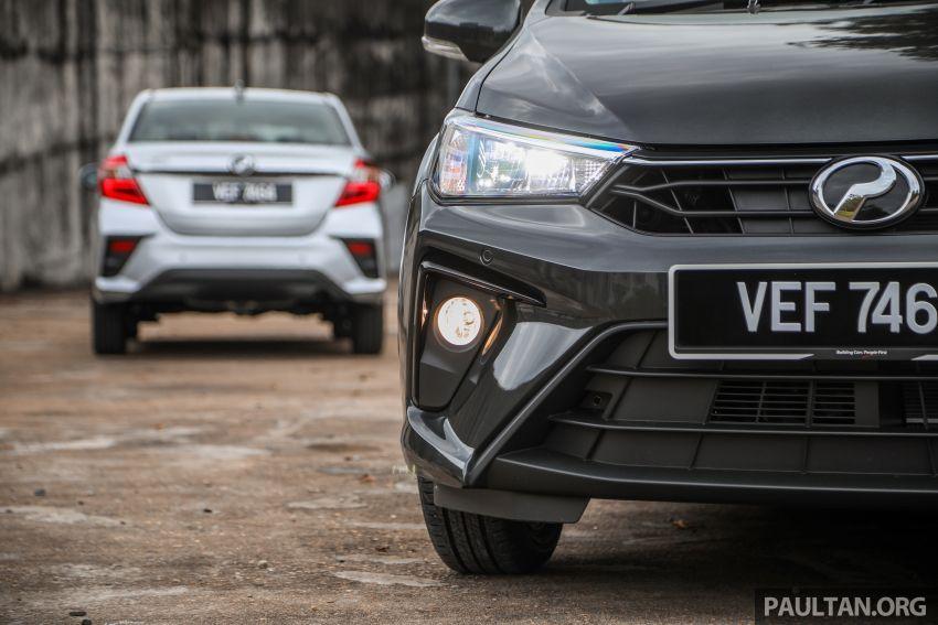 PANDU UJI: Perodua Bezza 2020 – 1.0G dan 1.3AV Image #1075739