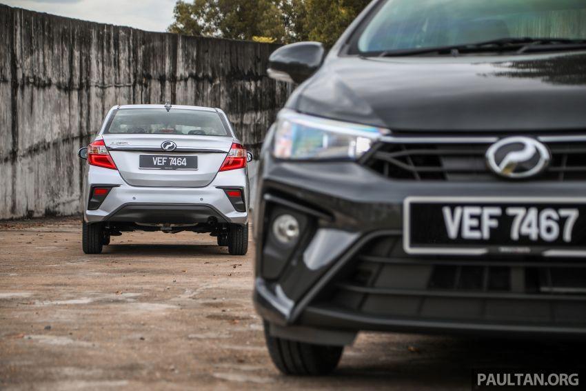 PANDU UJI: Perodua Bezza 2020 – 1.0G dan 1.3AV Image #1075740