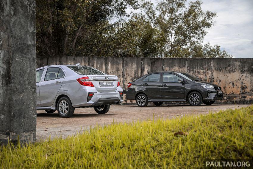 PANDU UJI: Perodua Bezza 2020 – 1.0G dan 1.3AV Image #1075741