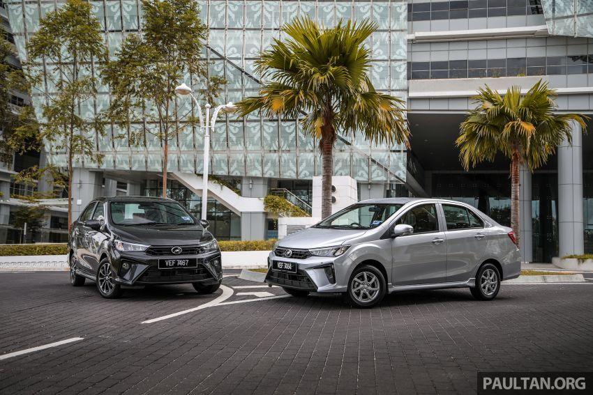 PANDU UJI: Perodua Bezza 2020 – 1.0G dan 1.3AV Image #1075731