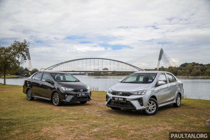 PANDU UJI: Perodua Bezza 2020 – 1.0G dan 1.3AV Image #1075733