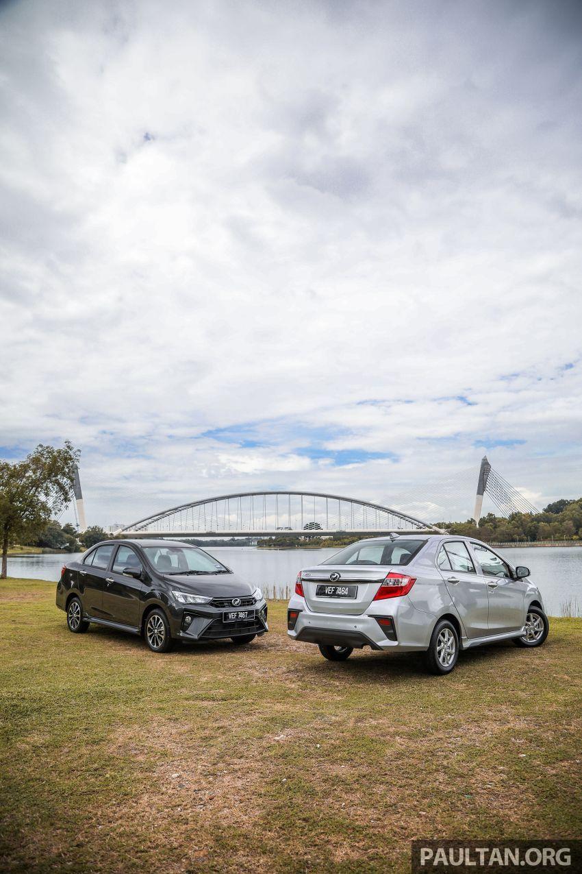 PANDU UJI: Perodua Bezza 2020 – 1.0G dan 1.3AV Image #1075735