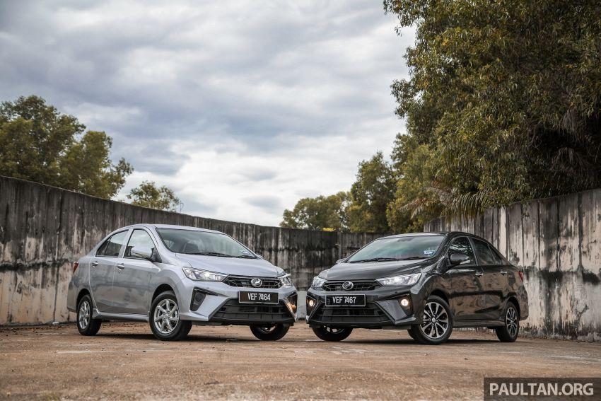 PANDU UJI: Perodua Bezza 2020 – 1.0G dan 1.3AV Image #1075737