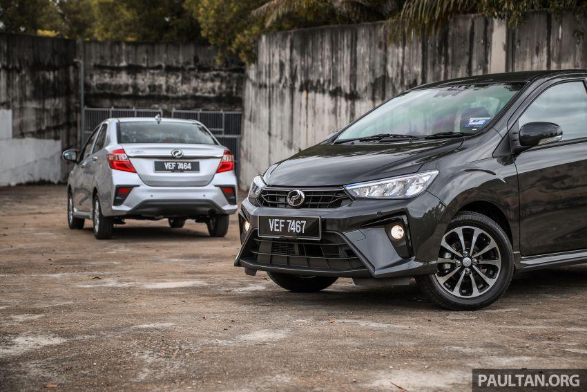 PANDU UJI: Perodua Bezza 2020 – 1.0G dan 1.3AV Image #1075738