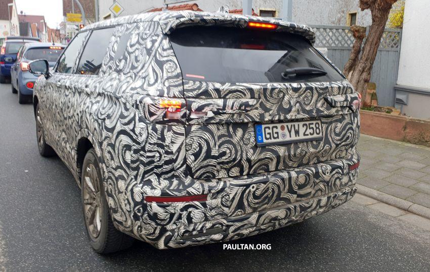 SPYSHOTS: 2021 Mitsubishi Outlander spotted testing Image #1075440