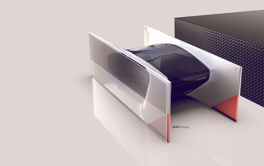 BMW i Interaction EASE concept shown at CES 2020 – elements from design study to be in production iNEXT Image #1066800