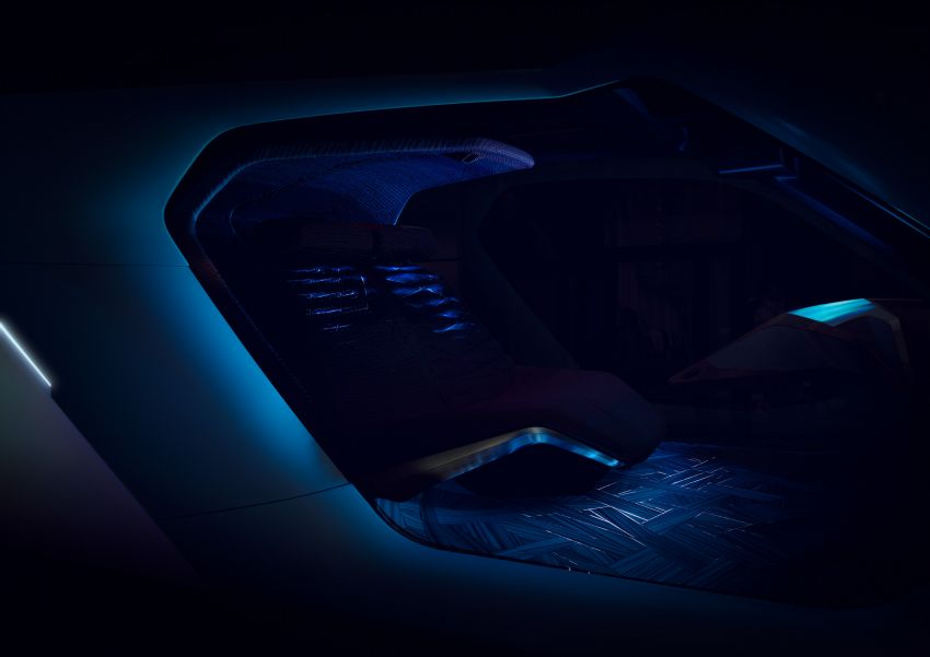 BMW i Interaction EASE concept shown at CES 2020 – elements from design study to be in production iNEXT Image #1066842