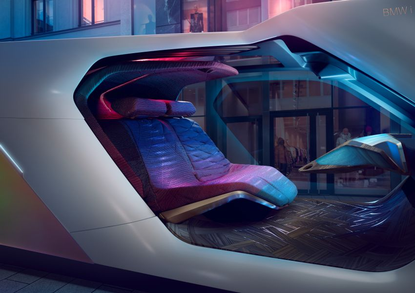 BMW i Interaction EASE concept shown at CES 2020 – elements from design study to be in production iNEXT Image #1066849