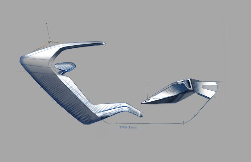 BMW i Interaction EASE concept shown at CES 2020 – elements from design study to be in production iNEXT Image #1066805