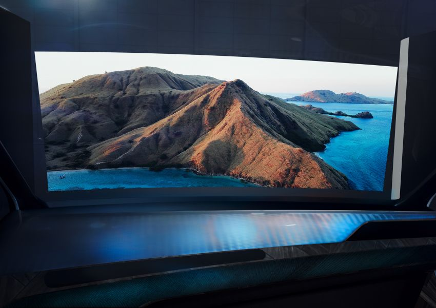 BMW i Interaction EASE concept shown at CES 2020 – elements from design study to be in production iNEXT Image #1066866
