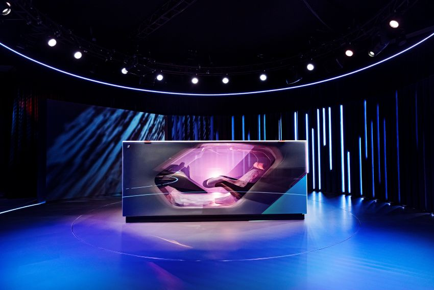 BMW i Interaction EASE concept shown at CES 2020 – elements from design study to be in production iNEXT Image #1066868
