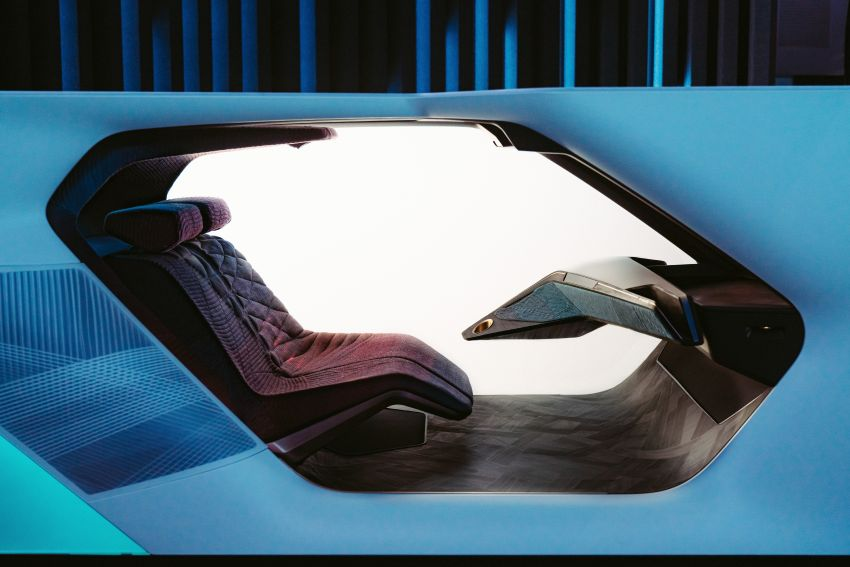 BMW i Interaction EASE concept shown at CES 2020 – elements from design study to be in production iNEXT Image #1066872