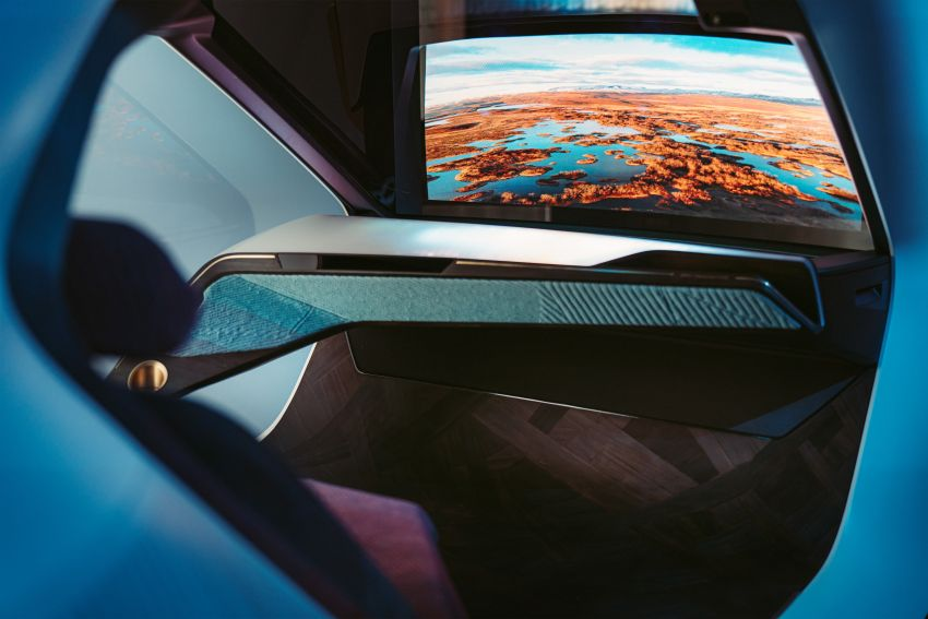 BMW i Interaction EASE concept shown at CES 2020 – elements from design study to be in production iNEXT Image #1066875