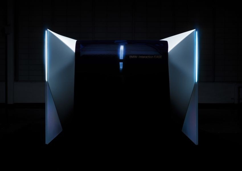 BMW i Interaction EASE concept shown at CES 2020 – elements from design study to be in production iNEXT Image #1066821