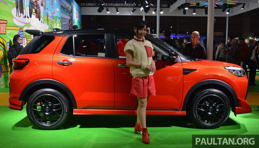 TAS 2020: Daihatsu Rocky Sporty Style bodykit – can Perodua GearUp do better than this for the D55L? Image #1068624