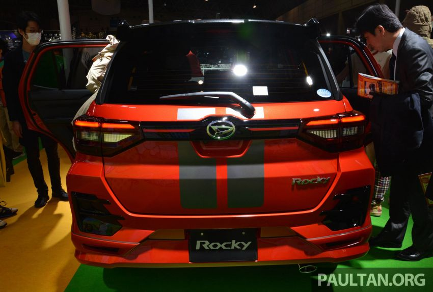 TAS 2020: Daihatsu Rocky Sporty Style bodykit – can Perodua GearUp do better than this for the D55L? Image #1068636