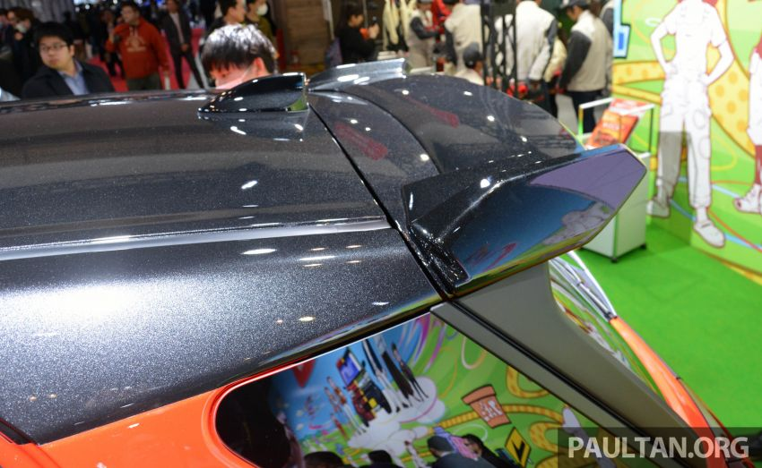 TAS 2020: Daihatsu Rocky Sporty Style bodykit – can Perodua GearUp do better than this for the D55L? Image #1068640