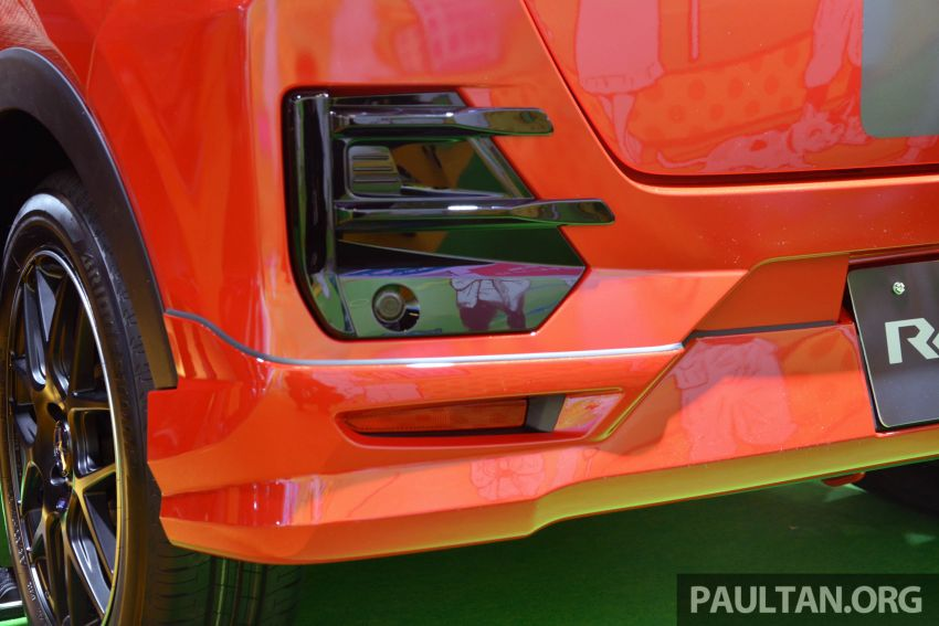 TAS 2020: Daihatsu Rocky Sporty Style bodykit – can Perodua GearUp do better than this for the D55L? Image #1068642