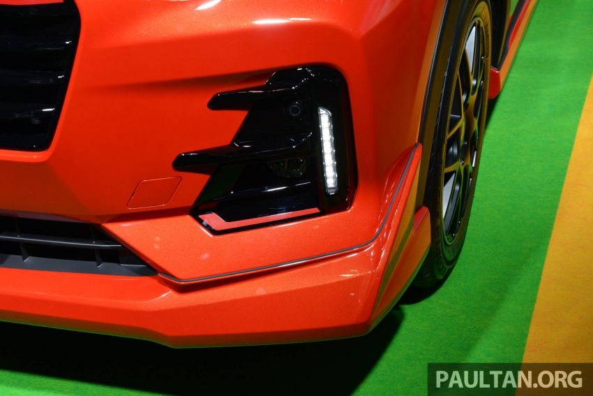 TAS 2020: Daihatsu Rocky Sporty Style bodykit – can Perodua GearUp do better than this for the D55L? Image #1068644