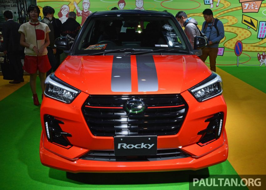 TAS 2020: Daihatsu Rocky Sporty Style bodykit – can Perodua GearUp do better than this for the D55L? Image #1068645