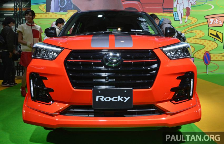 TAS 2020: Daihatsu Rocky Sporty Style bodykit – can Perodua GearUp do better than this for the D55L? Image #1068646