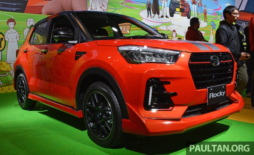 TAS 2020: Daihatsu Rocky Sporty Style bodykit – can Perodua GearUp do better than this for the D55L? Image #1068627