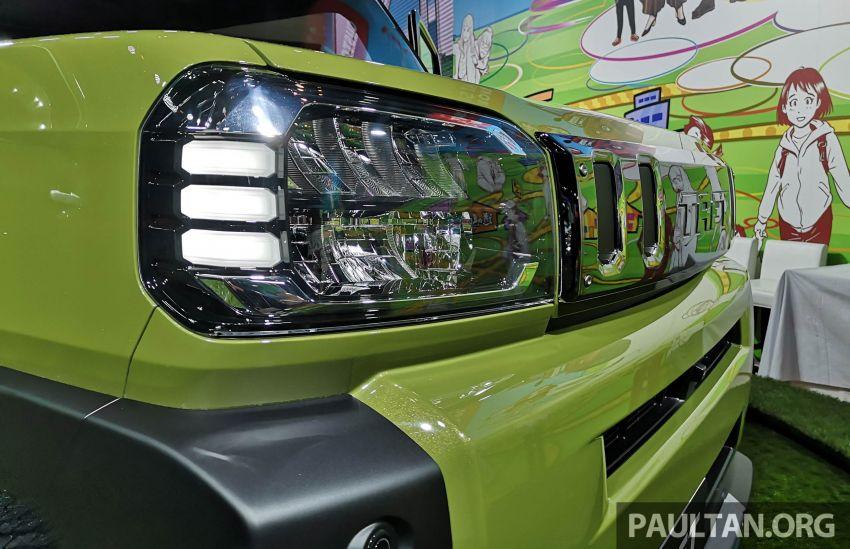 TAS 2020: Daihatsu Taft Concept previews <em>kei</em> SUV Image #1071070