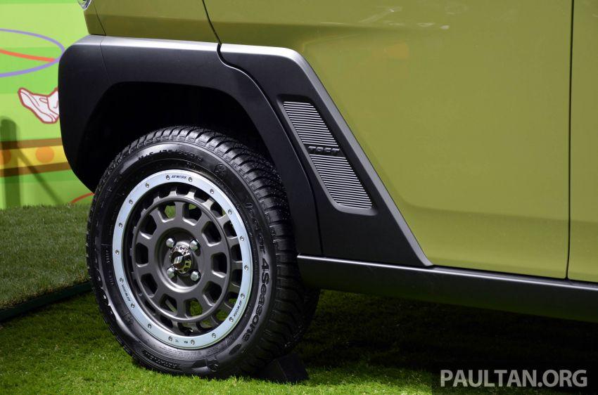 TAS 2020: Daihatsu Taft Concept previews <em>kei</em> SUV Image #1071053