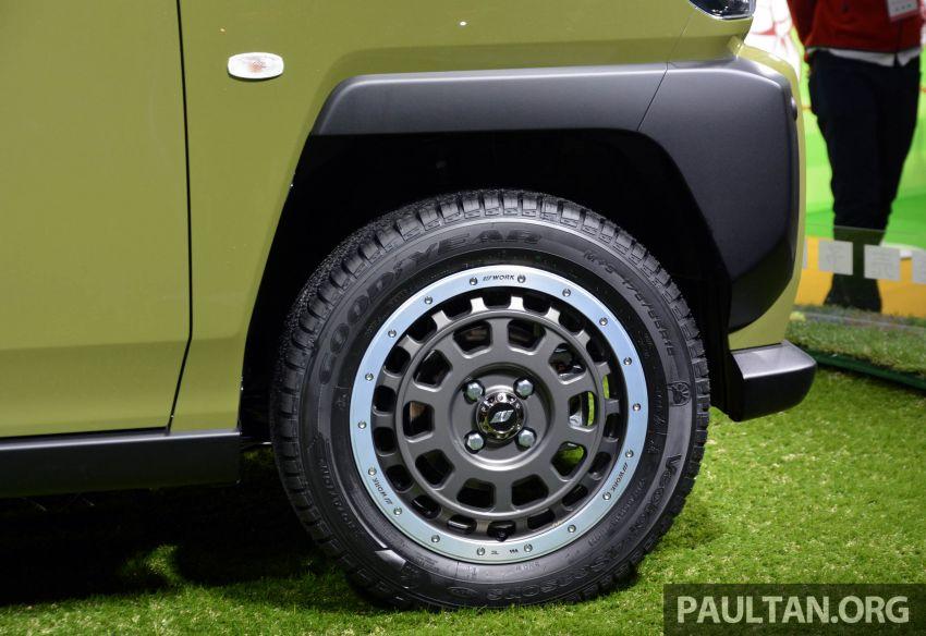 TAS 2020: Daihatsu Taft Concept previews <em>kei</em> SUV Image #1071054