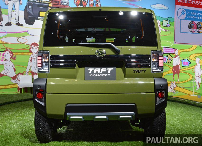 TAS 2020: Daihatsu Taft Concept previews <em>kei</em> SUV Image #1071056