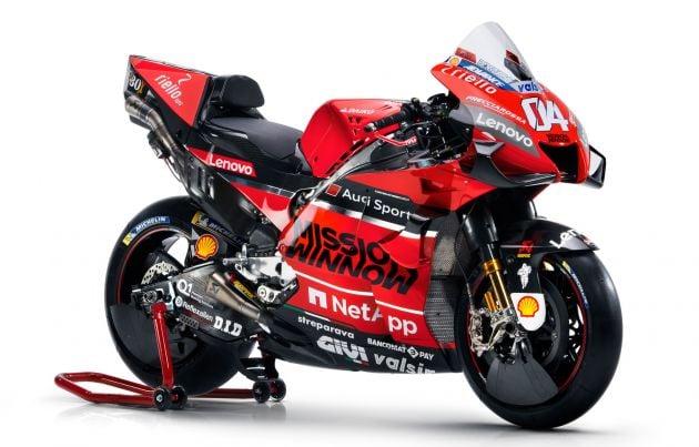 Pramac presents 2020 MotoGP livery   MotoGP   News   Crash