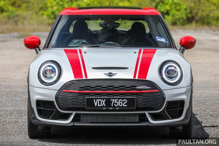 FIRST DRIVE: 2020 MINI John Cooper Works Clubman and Countryman Malaysian review – from RM359k Image #1067289