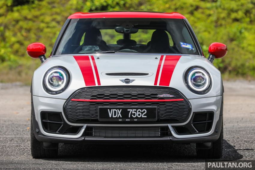 FIRST DRIVE: 2020 MINI John Cooper Works Clubman and Countryman Malaysian review – from RM359k Image #1067290