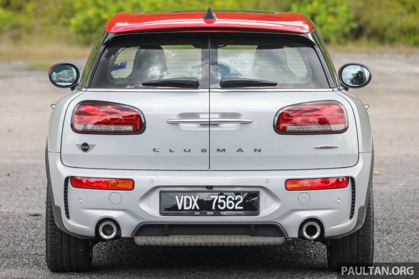 FIRST DRIVE: 2020 MINI John Cooper Works Clubman and Countryman Malaysian review – from RM359k Image #1067291