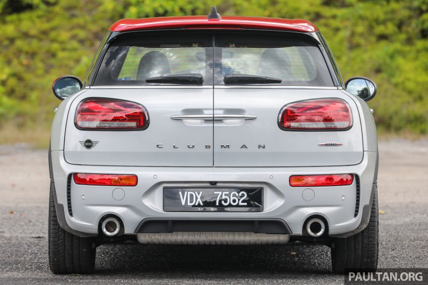 FIRST DRIVE: 2020 MINI John Cooper Works Clubman and Countryman Malaysian review – from RM359k Image #1067292
