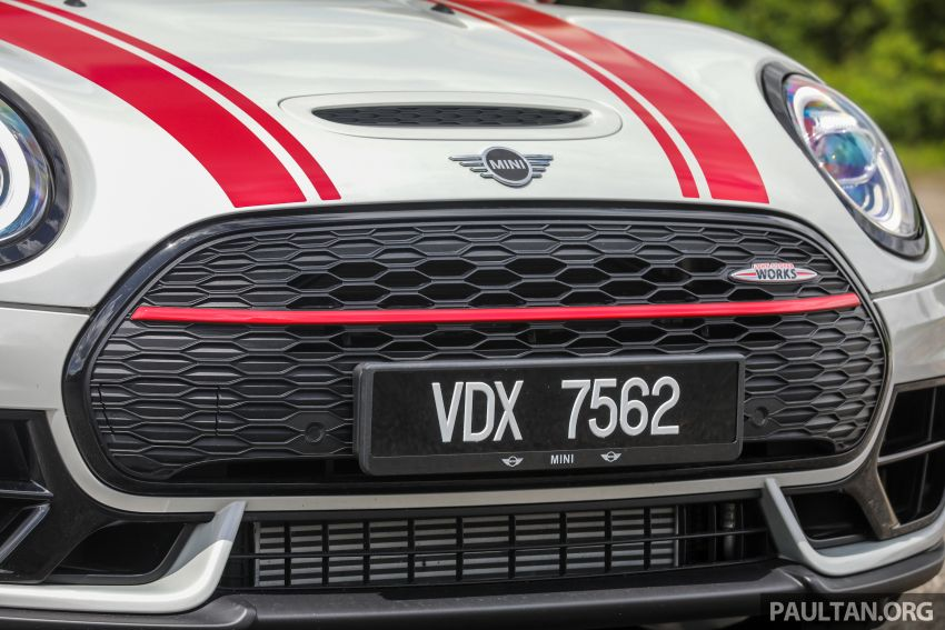 FIRST DRIVE: 2020 MINI John Cooper Works Clubman and Countryman Malaysian review – from RM359k Image #1067297
